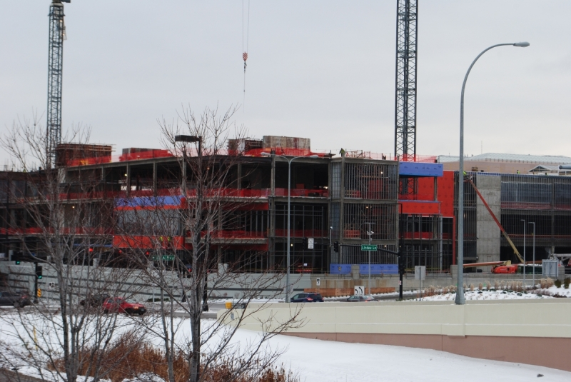 Mall of America Hotel Expansion - JW Marriot